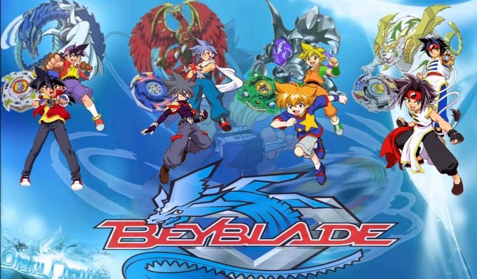 Beyblade Original Series