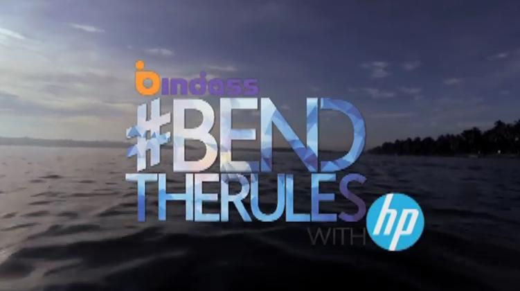 Bindass Bend The Rules With Hp