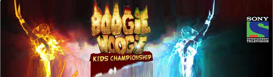 Boogie Woogie Kids Championship