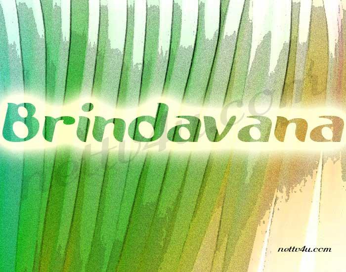 Brindavana