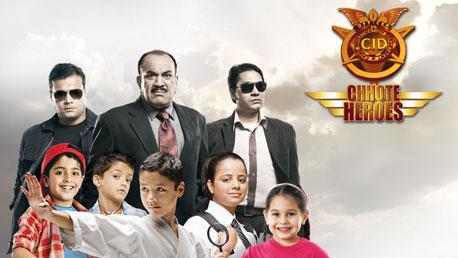 C.I.D. Chhote Heroes