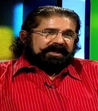 Captain Raju Malayalam Actor