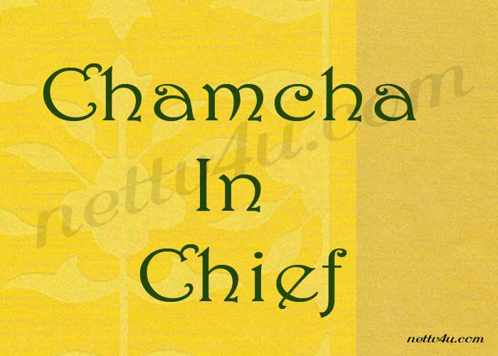 Chamcha in Chief