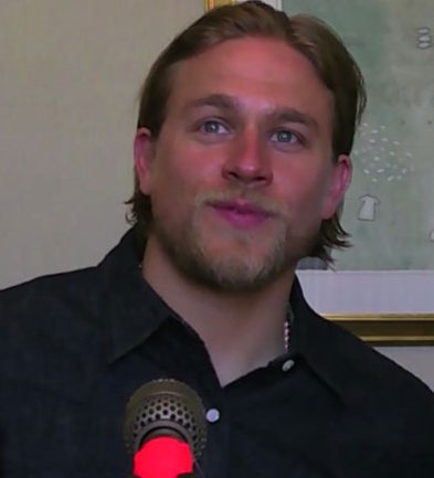 Charlie Hunnam English Actor
