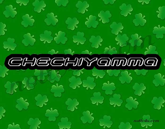 Chechiyamma
