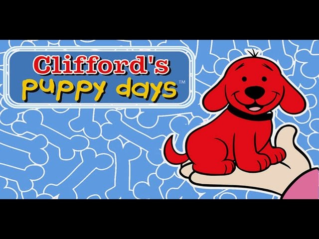 Cliffords Puppy Days