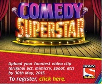 Comedy Superstar