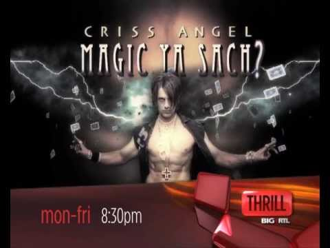 Criss Angel Magic Ya Sach