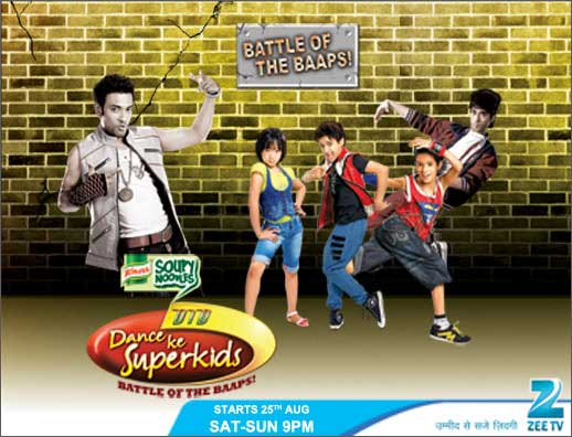 Dance Ke Superkids