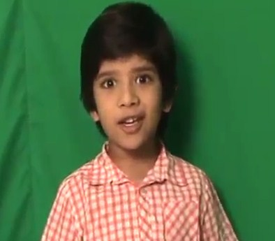 Devyansh Tapuriah Hindi Actor