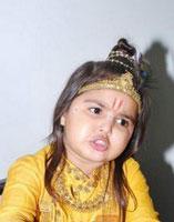 Dhriti Bhatia Hindi Actress