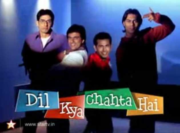 Dil Kya Chahta Hai