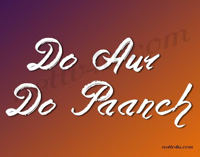 Do Aur Do Paanch