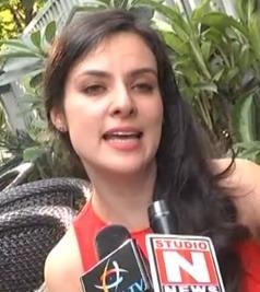 Elena Kazan Hindi Actress