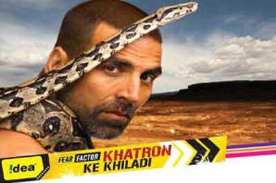 Fear Factor Khatron Ke Khiladi Season 1
