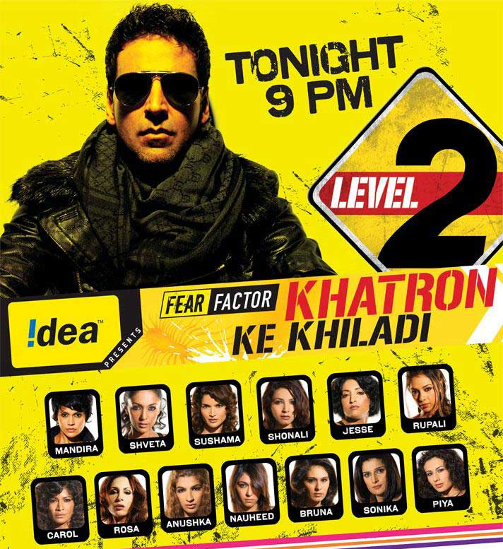 Fear Factor Khatron Ke Khiladi Season 2