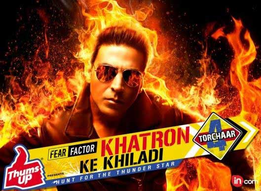 Fear Factor Khatron Ke Khiladi Season 4