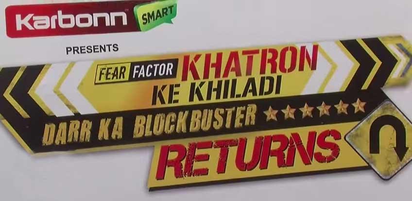 Fear Factor Khatron Ke Khiladi Season 6