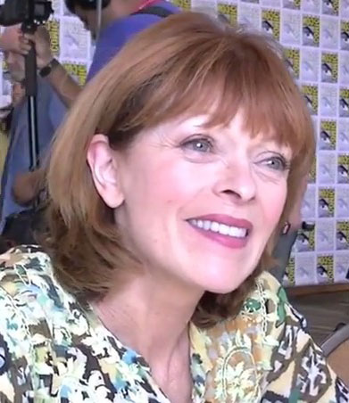 Frances Fisher English Actress