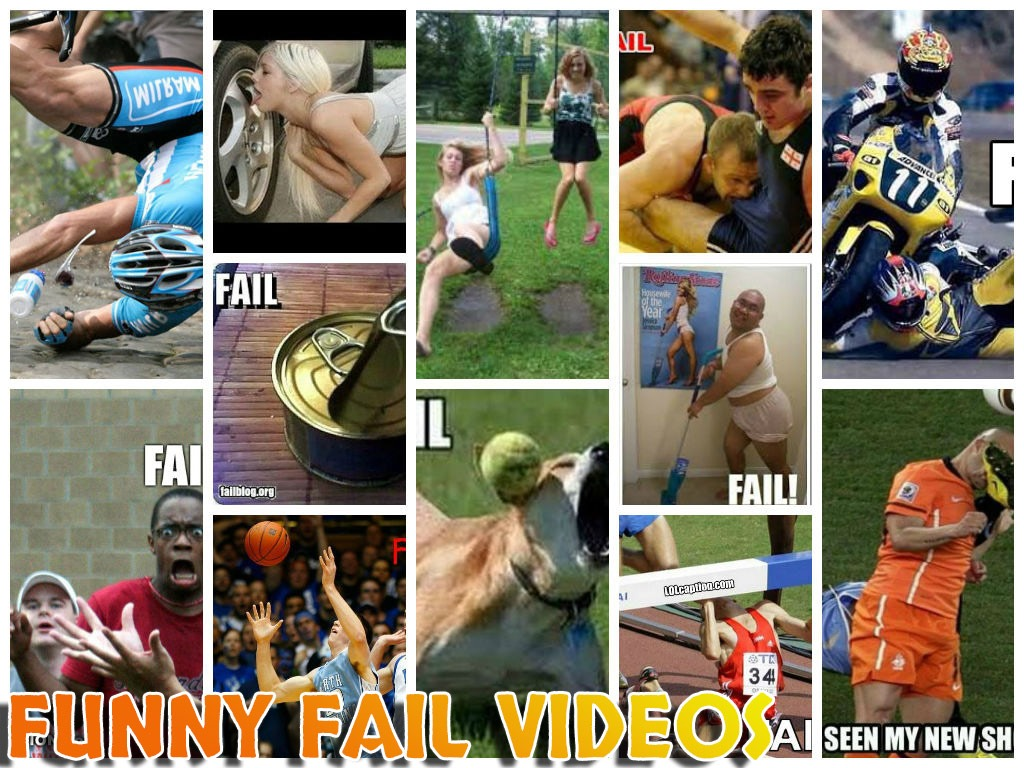Funny Fail Videos
