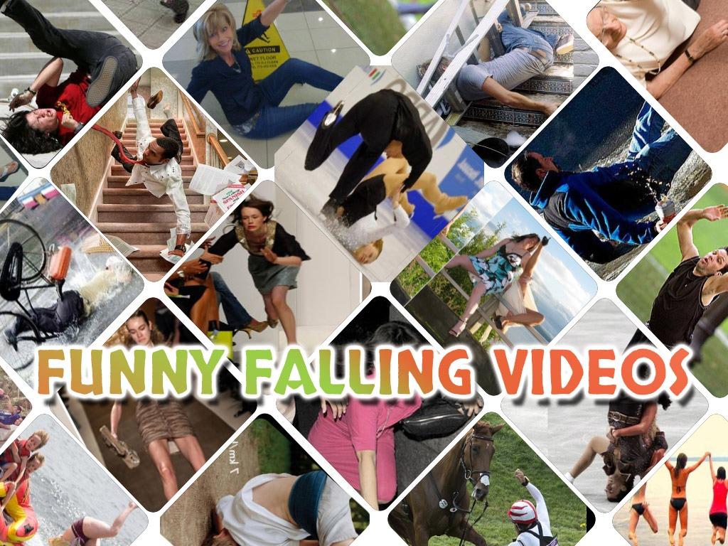 Funny Falling Videos