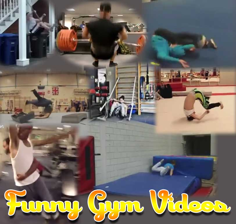 Funny Gym Videos