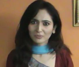 Gauri Singh Hindi Actress