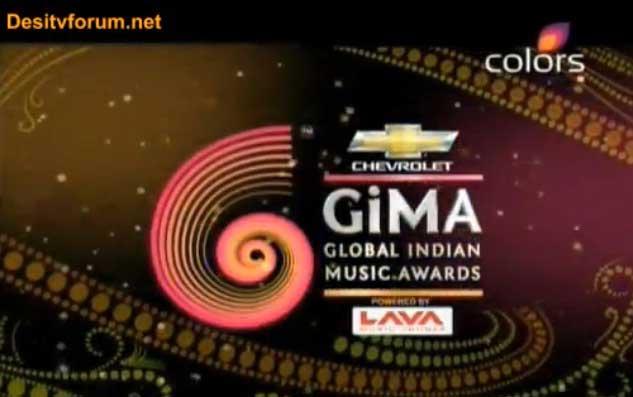 Global Indian Music Awards 2011