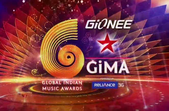 Global Indian Music Awards 2014
