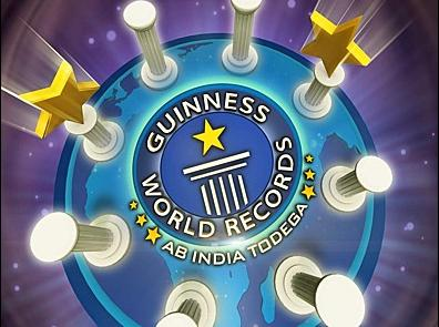 Guinness World Records - Ab India Todega