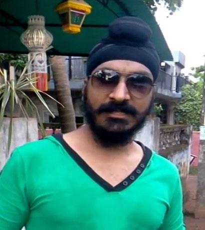 Gurucharan Singh