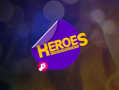 Heroes-The Fightback Files