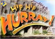 Hip Hip Hurray!