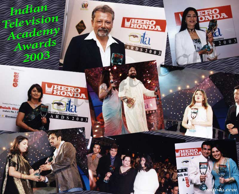 Indian Television Academy Awards 2003
