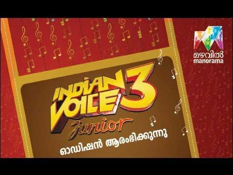 Indian Voice Junior 3