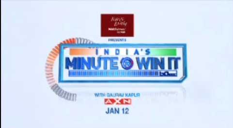 Indias Minute To Win It Season 1