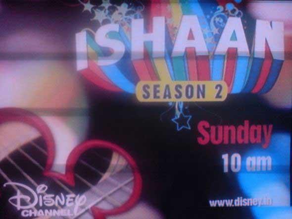 Ishaan Season 2
