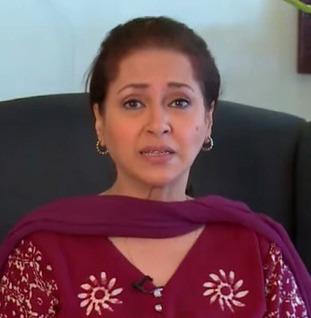 Ismat Zaidi Hindi Actress