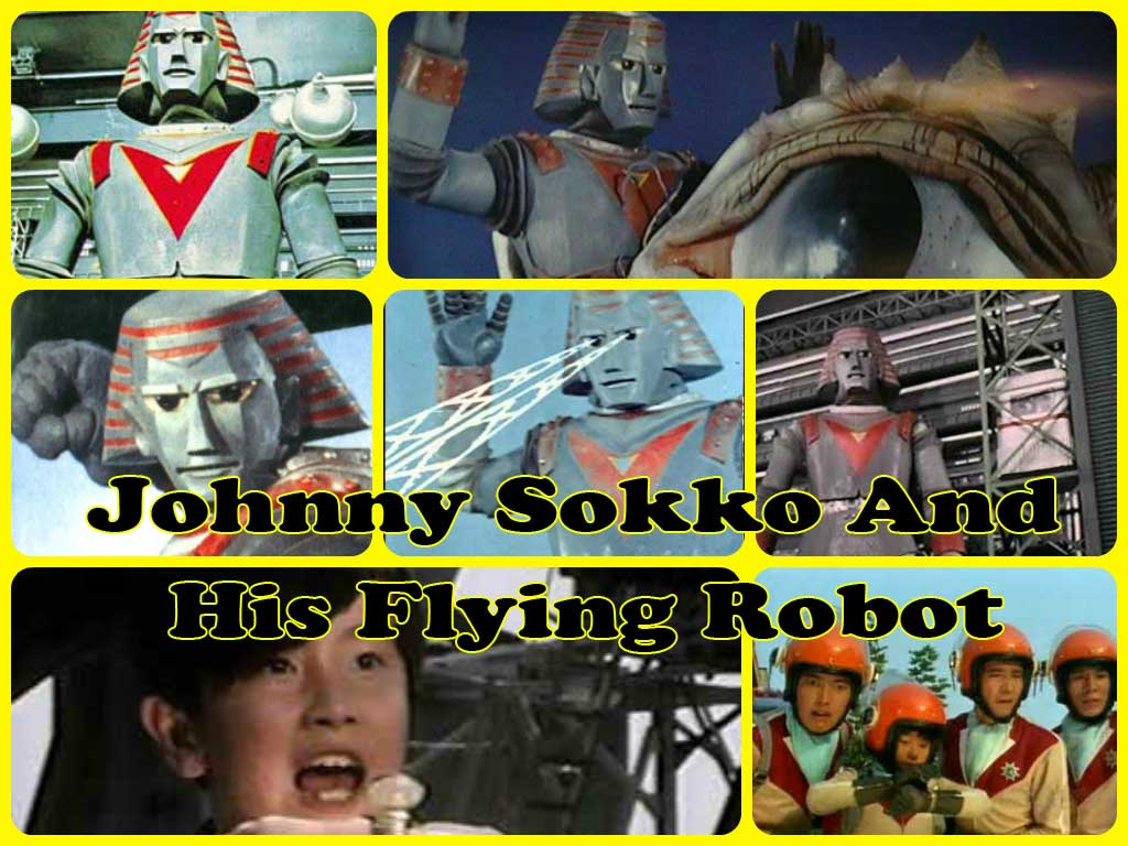 Johnny Sokko
