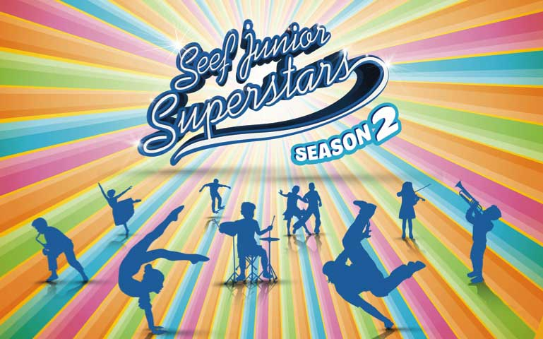 Junior Superstars Season 2