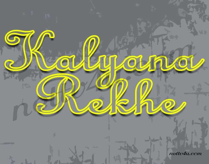 Kalyana Rekhe