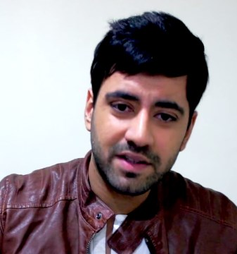 Karanvir Sharma Hindi Actor