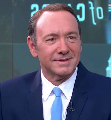 Kevin Spacey English Actor