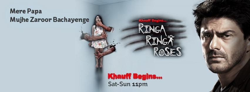 Khauff Begins... Ringa Ringa Roses