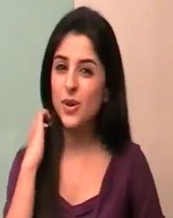 Khyati Mangla Hindi Actress