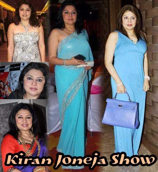 The Kiran Joneja Show