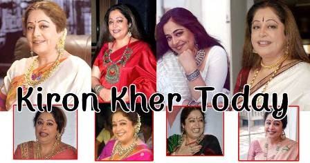 Kiron Kher Today