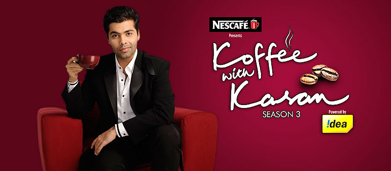 Koffee With Karan S3