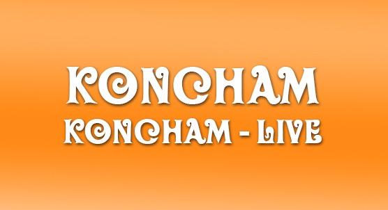 Koncham Koncham Live