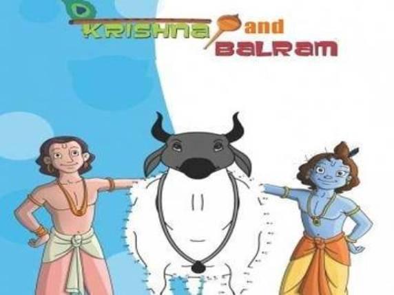 Krishna And Balram